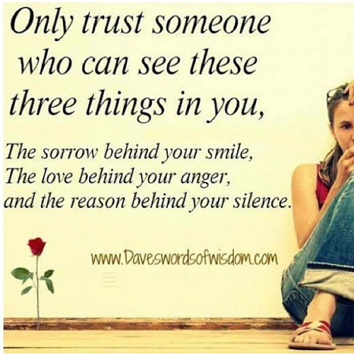 silii:  #truth #trust #friendship #love #relationships @geneticallyfitted