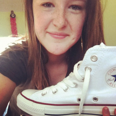 New shoes! Wooo