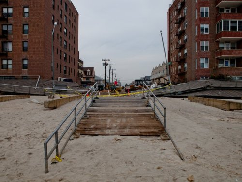 The Rockaways Two Weeks After Sandy Queens, NY See more