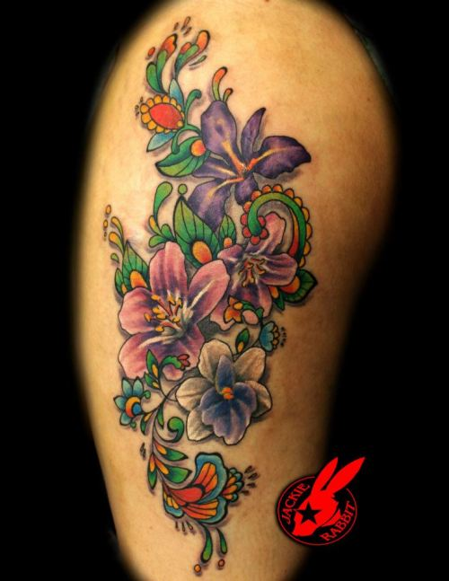 Custom tattoo by Jackie Rabbit@ Star City Tattoo4202 Brambleton Ave. Roanoke VA 24018(540) 776-STARhttp://www.facebook.com/pages/Jackie-Rabbit-Tattoos/365452166812933?ref=ts&fref=ts