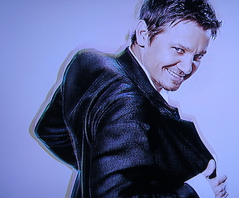 danceyrselfclean:  SNL 11/17/12:  Jeremy Renner/Maroon 5 Fave Skits:  The Californians, The Stand Off (even Adam Levine got in on the action), The Avengers Musical Guest:  Maroon 5 performing One More Night (in all red attire) and Daylight (in all gray threads) was great.  Adam Levine was even wearing an itty bitty tee for both which I hoped for but feared we might not get since lately on The Voice those tattooed guns have been hiding under heavy sweaters and jackets!  (Grade B+) MVP of the night:  The realChris Christie showing up on Weekend Update…he does wear that fleece A LOT. Overall Grade:  B