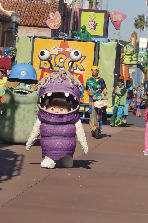 Boo At Disney World 2006