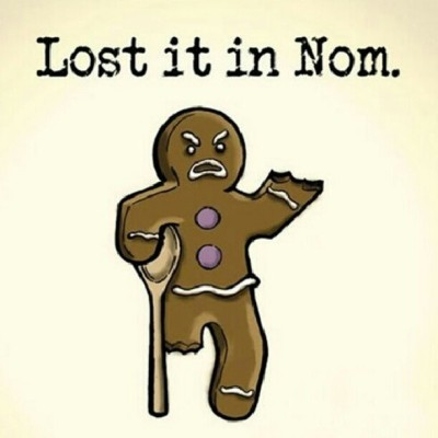 redditrage:  #War #Cookie #Funny #Reddit by trooper_humor http://instagr.am/p/SKKwYcA55V/  Good thing it wasn't NomNomNom… it had to be said:P