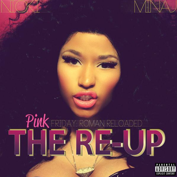 "Nicki Minaj new album LEAKED. CLICK LINK TO GET ""THE RE-UP"" DOWNLOAD LINK."