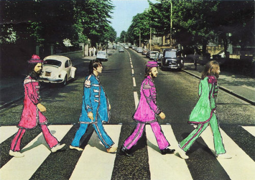 abbeyroadrage:  By Kyle.