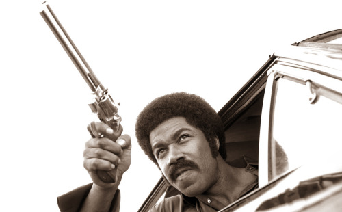 gunsandposes:  Black Dynamite (2009)