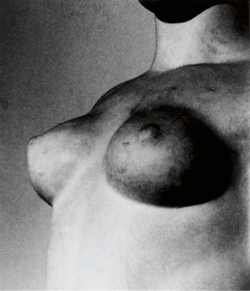 Maillol, Pomone aux Bras Tombants (Detail) by Bill Brandt Also
