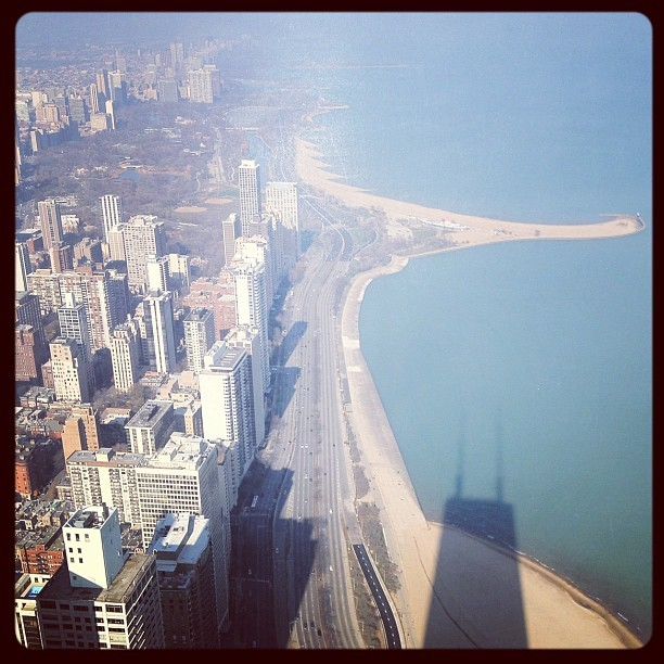 Chicago from John Hancock