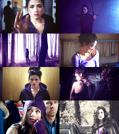 Allison Argent in purple | requested by anonymous