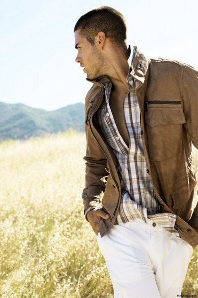 Chad White for Gant Spring 2009