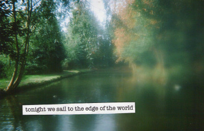 Edge of the World (by Hannah Louise Curson)