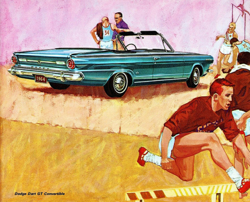 1964 Dodge Dart GT Convertible by aldenjewell on Flickr.1964 Dodge Dart GT Convertible