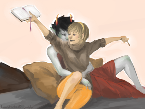 UGHHH I NEVER FINISH ANYTHING. Have a half finished OTP cuddle.