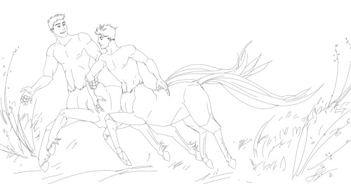 bucketdraws:  I can't believe I'd never timkon centaurs wow