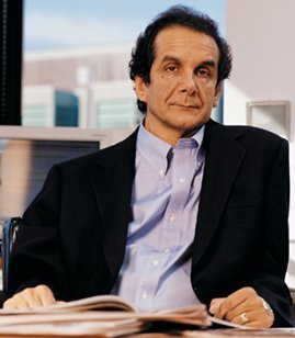 People Who Studied Abroad #498:Charles Krauthammer, political commentator and columnist  From: Born in the United States, raised in Canada  Studied: He received his BA degree in political science and economics from McGill University (Canada) in 1970.  He received a Commonwealth Scholarship to study politics at Balliol College, University of Oxford (United Kingdom) then enrolled at Harvard Medical School (United States), where he received his MD in 1975.