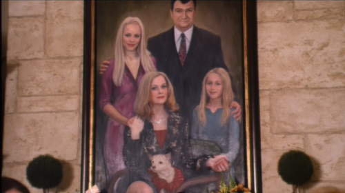 jewsjewsjews:  family portrait in the home of regina george