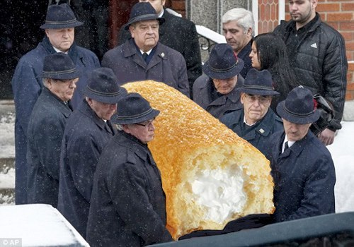 Farewell Old Friend;  Twinkie  1930's - 2012