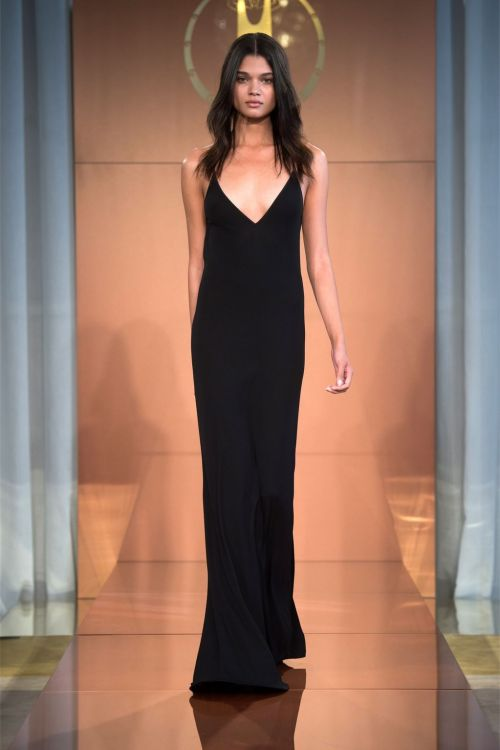 Vionnet Spring/Summer 2013 - Paris Model: Daniela Braga