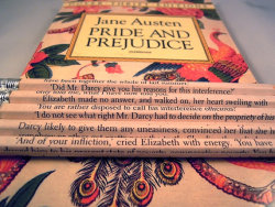 Pride and Prejudice Pencil Set