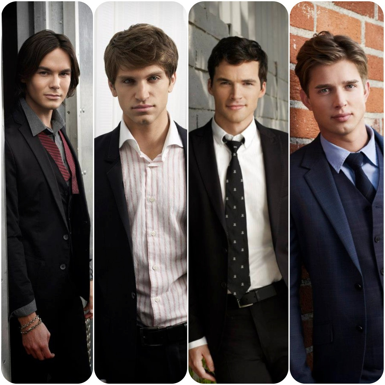 prettylittleliars-onabcfamily:  Re-blog if you love the guys of PLL!