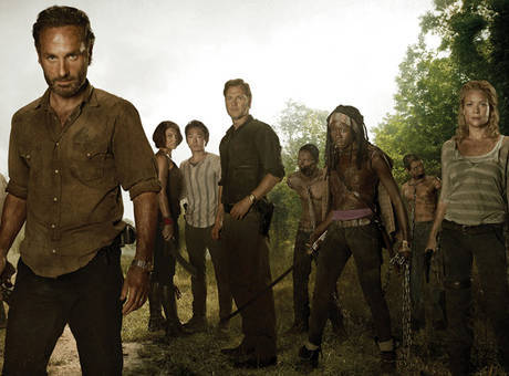 tyrannotaur:  Favorite TV Shows of 2012- The Walking Dead