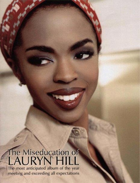 turbanista:  Lauryn Hill the Turbanista