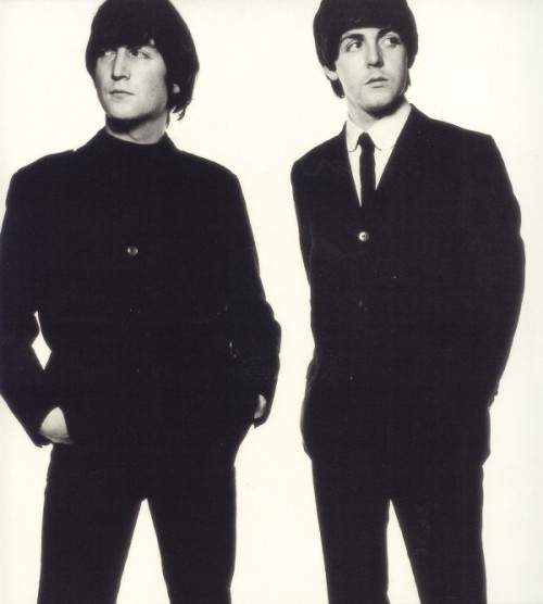 Lennon, McCartney.