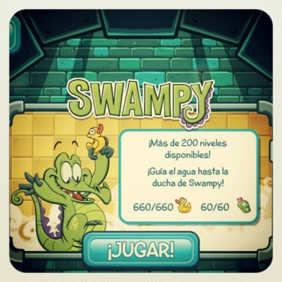 #WhereIsMyWater? #Swampy #All #Complete #Levels #Disney