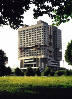 House of Soviets; Kaliningrad, Russia. My father's grandfather was born here, when it use to be Prussia, circa 1860.