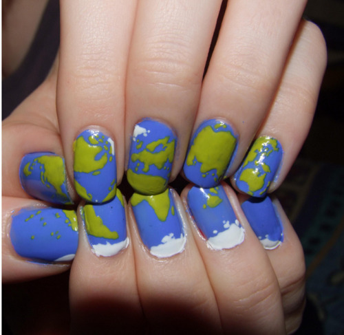 Nails Of The Day: NAILS OF THE DAYby From Our Readers  http://bit.ly/U4IBlB