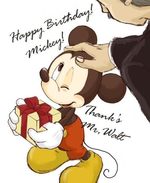 Happy Birthday, Mickey!