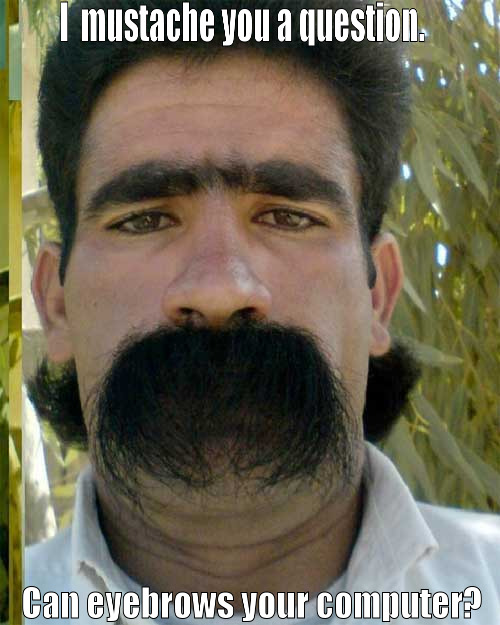 Movember has gone too far