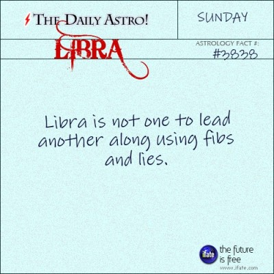 Libra 3838: Check out The Daily Astro for facts about Libra.and u can get a free tarot reading here. :)