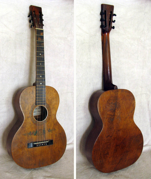 """A. Galiano"" Concert Guitar, circa 1920s"
