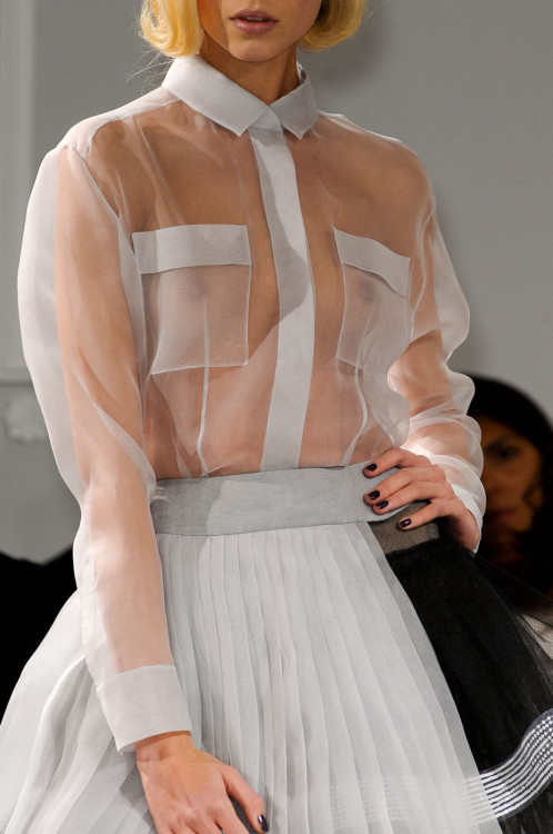 girlannachronism:  Christian Dior spring 2012 couture details