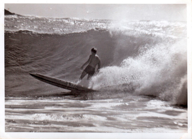 Spring Break Day 2/7: 1950s Surfer (via)