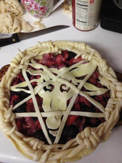 arcaneimages:  pie