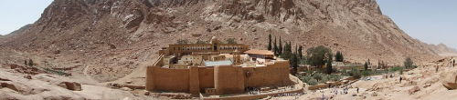 St. Catherine's Monastery. desperately hope to see this in person some day