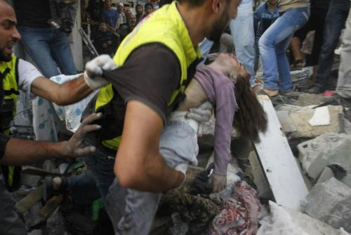 israelfacts:  Twelve Palestinians from one family killed in Israeli rocket attack In the single deadliest attack of the Israeli operation so far, 12 civilians were killed in Sunday's air attack on a four-storey house in northern Gaza City, health officials said. Two or three missiles fired by F-16 fighter jets reduced the house in the Sheikh Radwan neighbourhood to rubble, witnesses said. Five women, including one 80-year-old, and four small children were among the dead, spokesperson of the health ministry Ashraf al-Kidra said. Al Jazeera  A hidden wound. A deep ache.