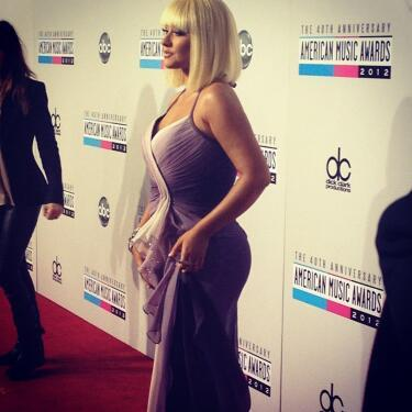 Christina Aguilera @ The American Music Awards