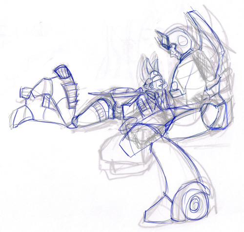 Prowl and Angel Some pose I doodle, scanned to try to fix it…. got tired of trying to fix it. Going to save my time and energy for a better project