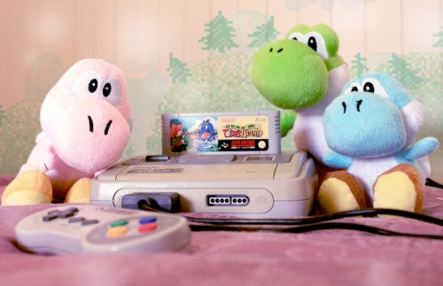 26th-october:  thunderbolt:   Yoshi's island.   Awwww