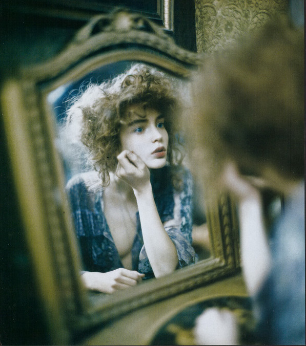 Ali Michael: Clothes That Charm - Vogue Italia by Paolo Roversi, March 2008