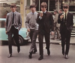 Original #Menswear: The Beatles