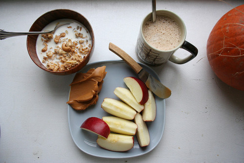 breakfast by louveciennes on Flickr.