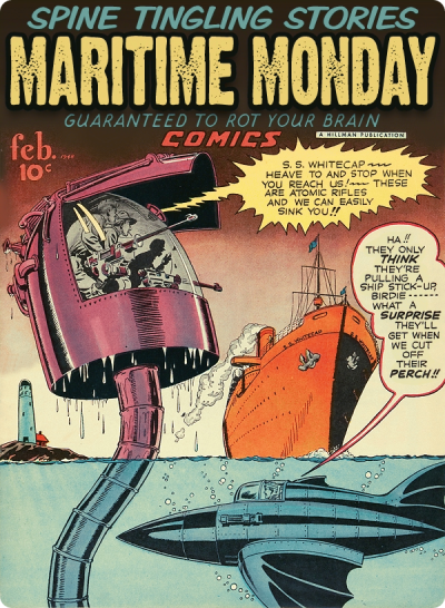 Maritime Monday for November 19th, 2012:Around the Horn  An essay by Robin Beth Schaer; submitted to Adventures of the Blackgang by the author.  I had lost my job and my marriage when I saw Bounty for the first time. I wanted to stowaway, cast off, and leave the ruins of my life behind—and Bounty let me. Yet I left far more than grief on land; what mattered at home—education, achievements, appearance—was irrelevant at sea. It was unsettling to abandon all that I thought defined me. I sat in the galley with the other deckhands and wondered what they understood from my face…  keep reading