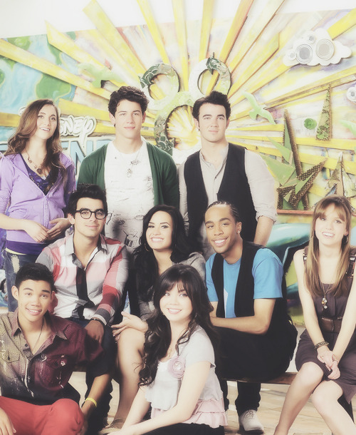Camp Rock 2 Cast for Disney Friends For Change (2010)