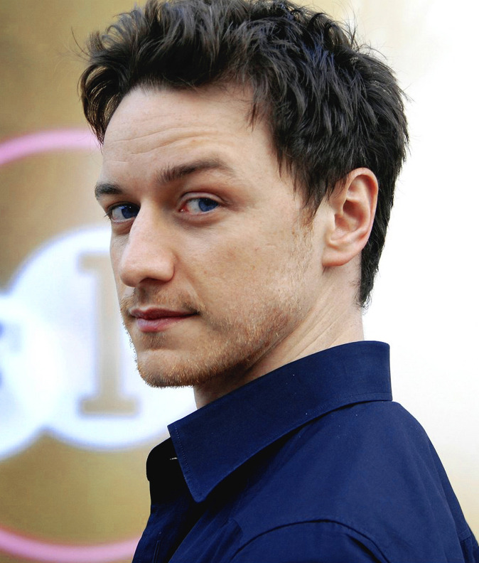 sweet jesus your eyes are beautiful → James McAvoy (x)