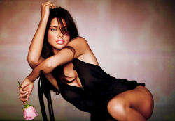 hottest woman on the planet and also a mom ADRIANA LIMA