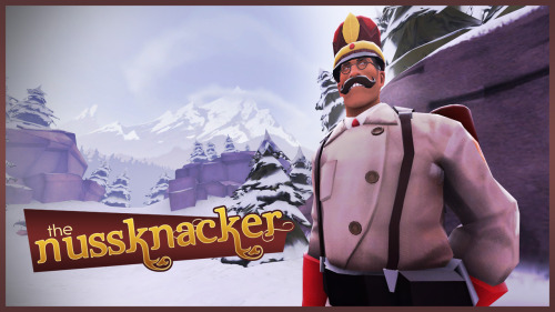 The 'nussknacker' is now on the Workshop! Check it out!Deliciously all class and paintable!http://steamcommunity.com/sharedfiles/filedetails/?id=109002698